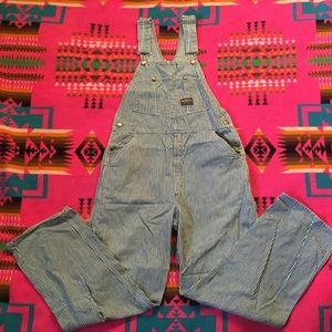 Vintage Oshkosh B'gosh Vestbak Sanforized Overalls